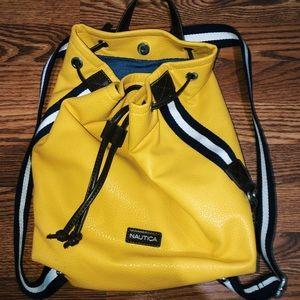 Nautica mini backpack